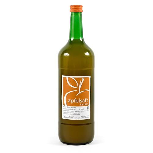 Apfelsaft Karotte Image